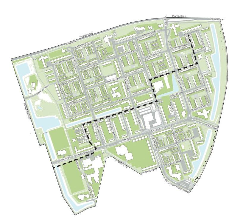 SuSe-bewonersbrief kaart