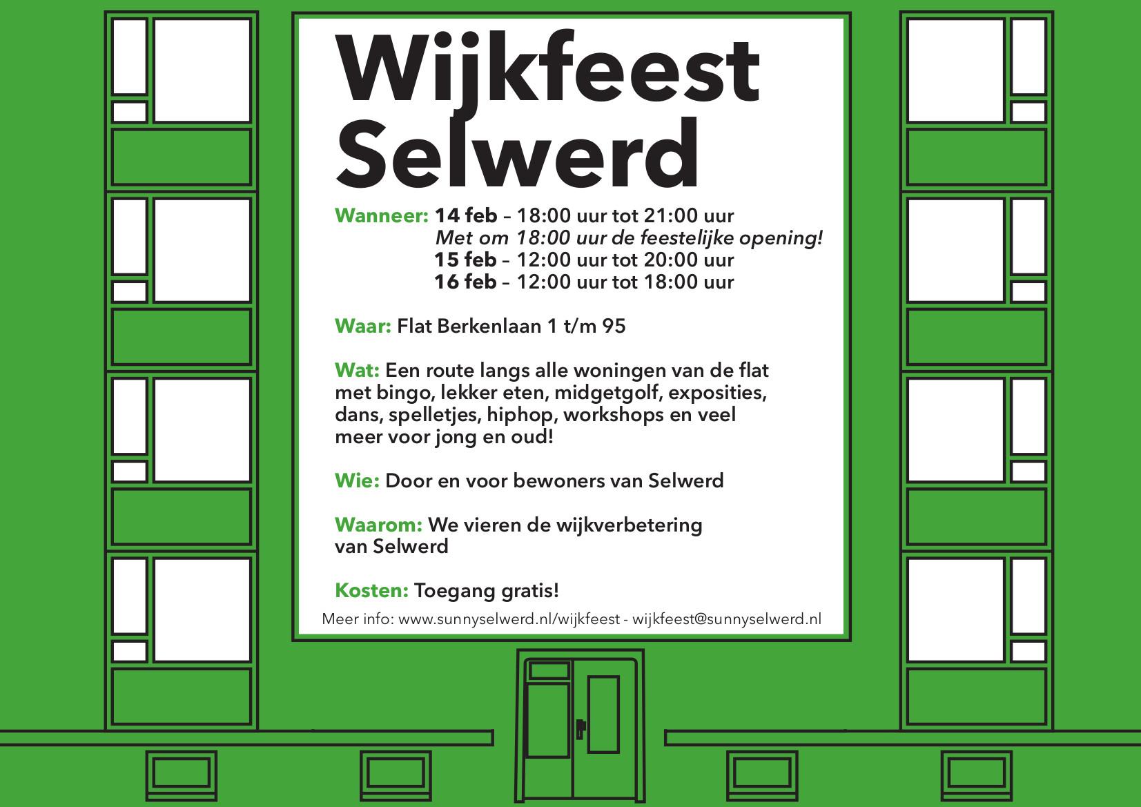 SuSe-wijkfeest poster V1